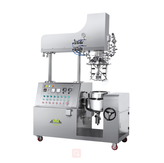 Emulsifying Mixer machine