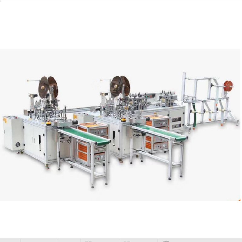 Surgical mark packaging machine