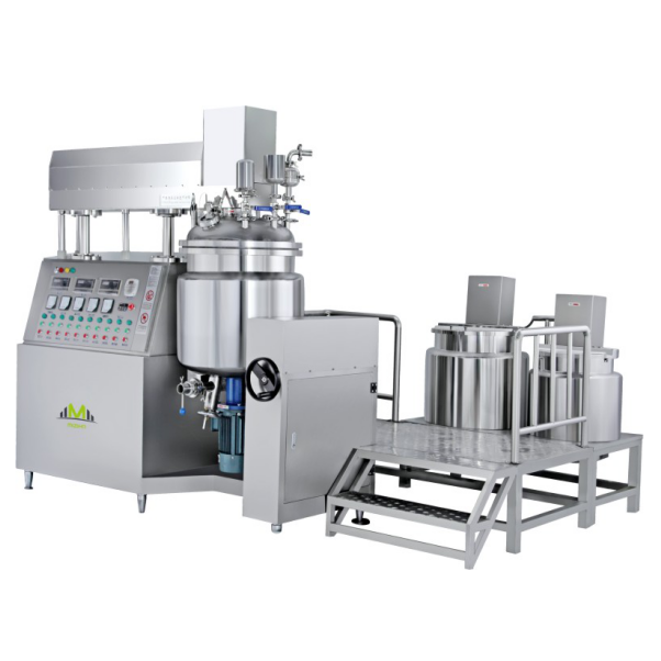 vacuum emulsifying mixer suppliers