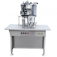 Aerosol Filling And Sealing Machine