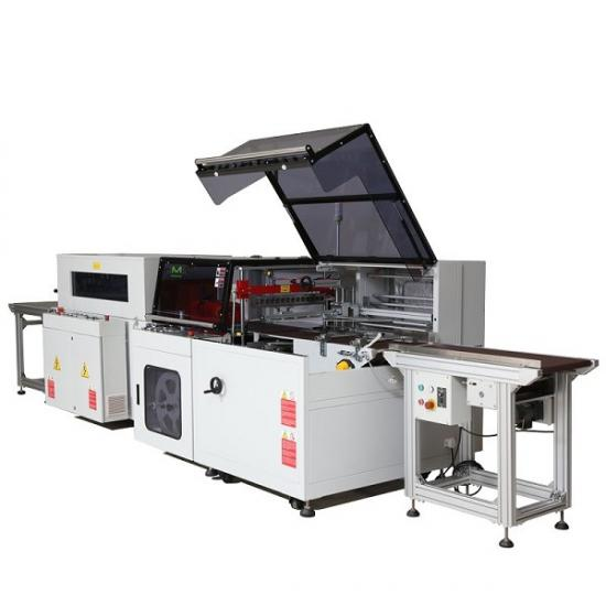 Sealing & Shrink Packing Machine