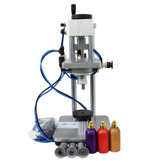 Semi-automatic  Bottle Capper