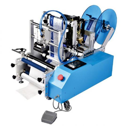 Semi Automatic Labeling Machine