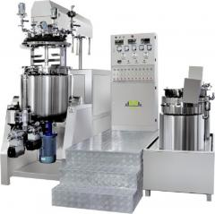 Emulsifying Machine